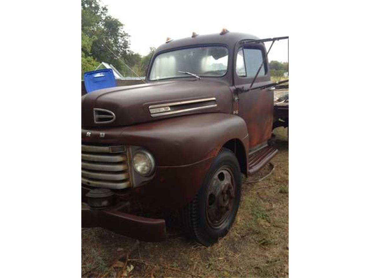 1949 Ford F6 for sale in Cadillac, MI – photo 8