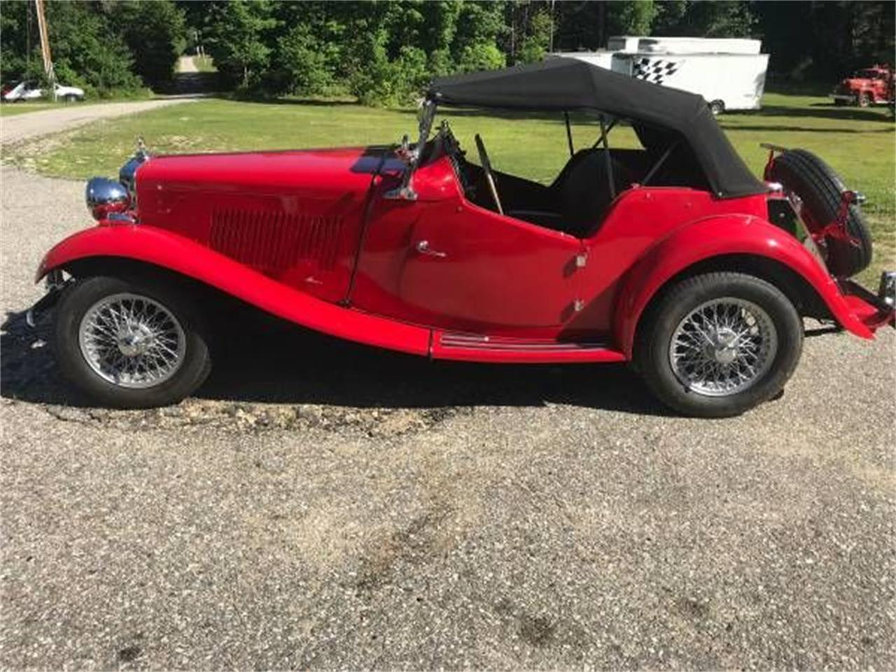 1953 MG TD for sale in Cadillac, MI – photo 2