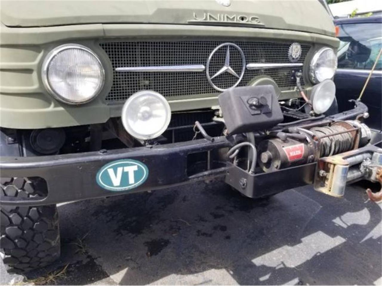 1972 Mercedes-Benz Unimog for sale in Cadillac, MI ...