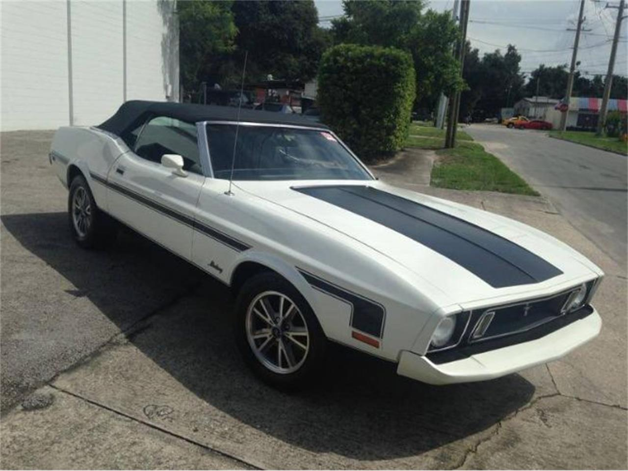 1973 Ford Mustang for sale in Cadillac, MI – photo 2
