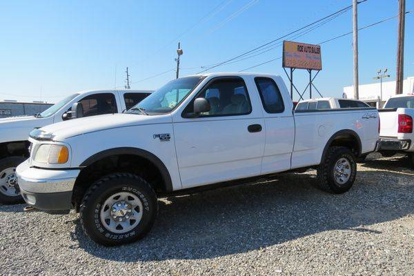 2001 Ford F150 XL Extended Cab 4x4 for sale in Monroe, LA