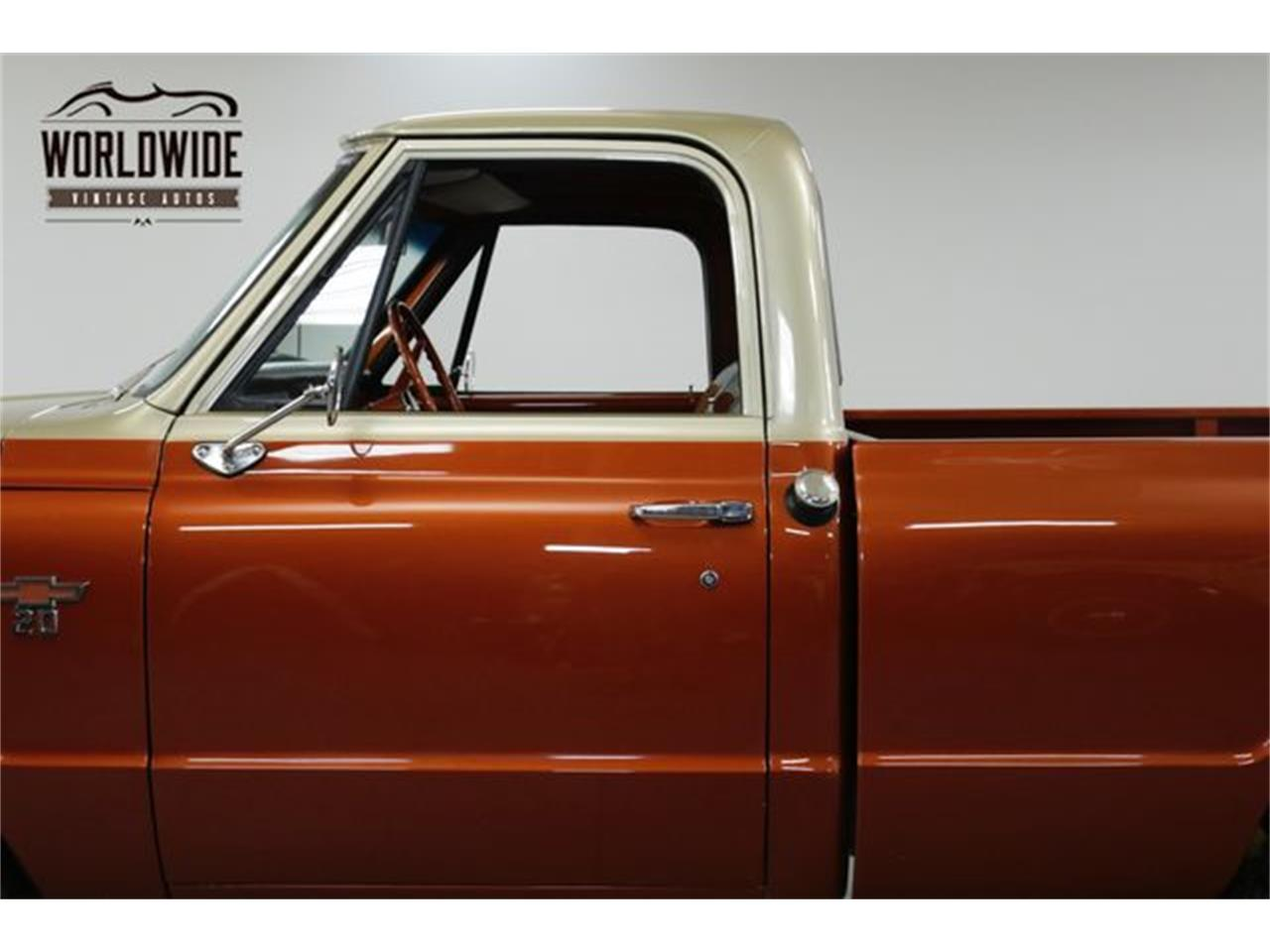 1968 Chevrolet K-20 for sale in Denver , CO – photo 20