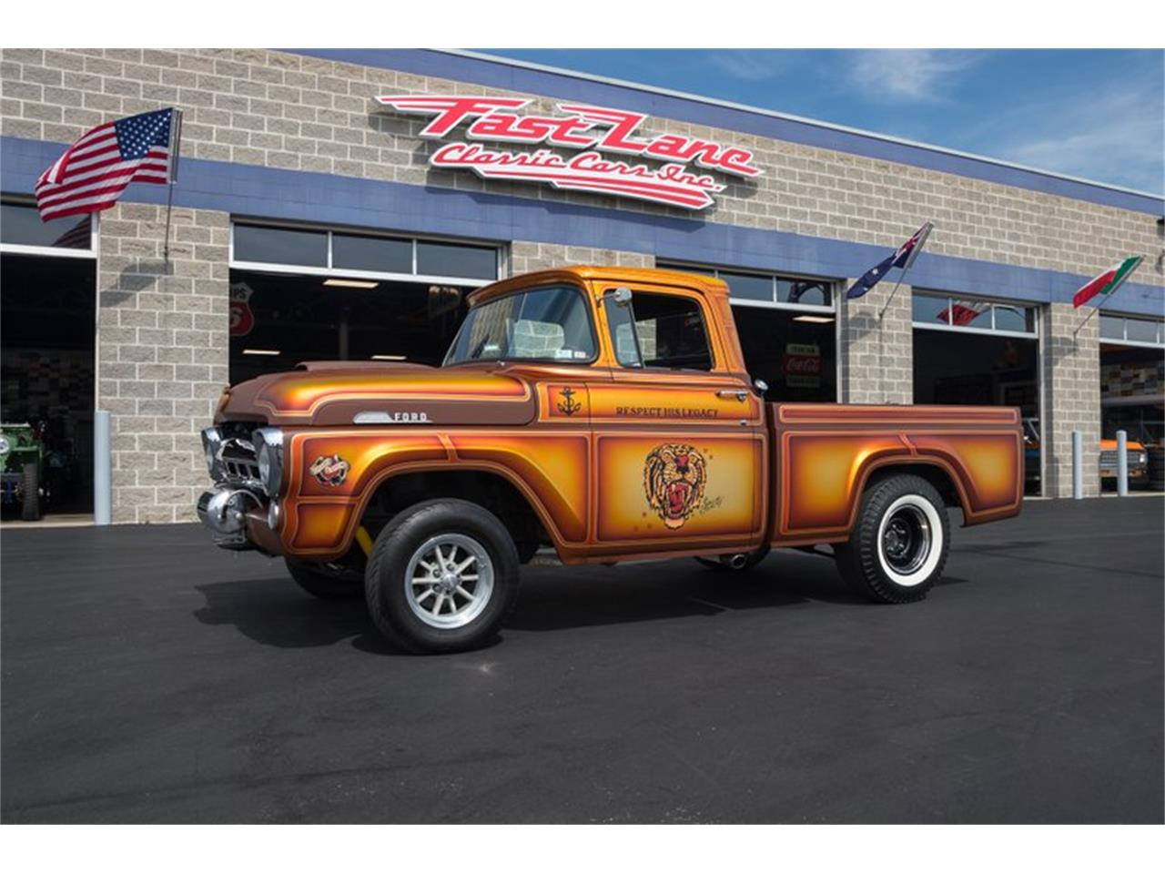 1957 Ford F100 for sale in St. Charles, MO