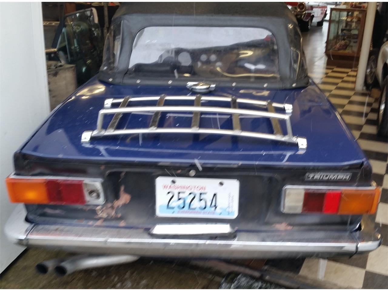 1973 Triumph TR6 for sale in Carnation, WA – photo 8