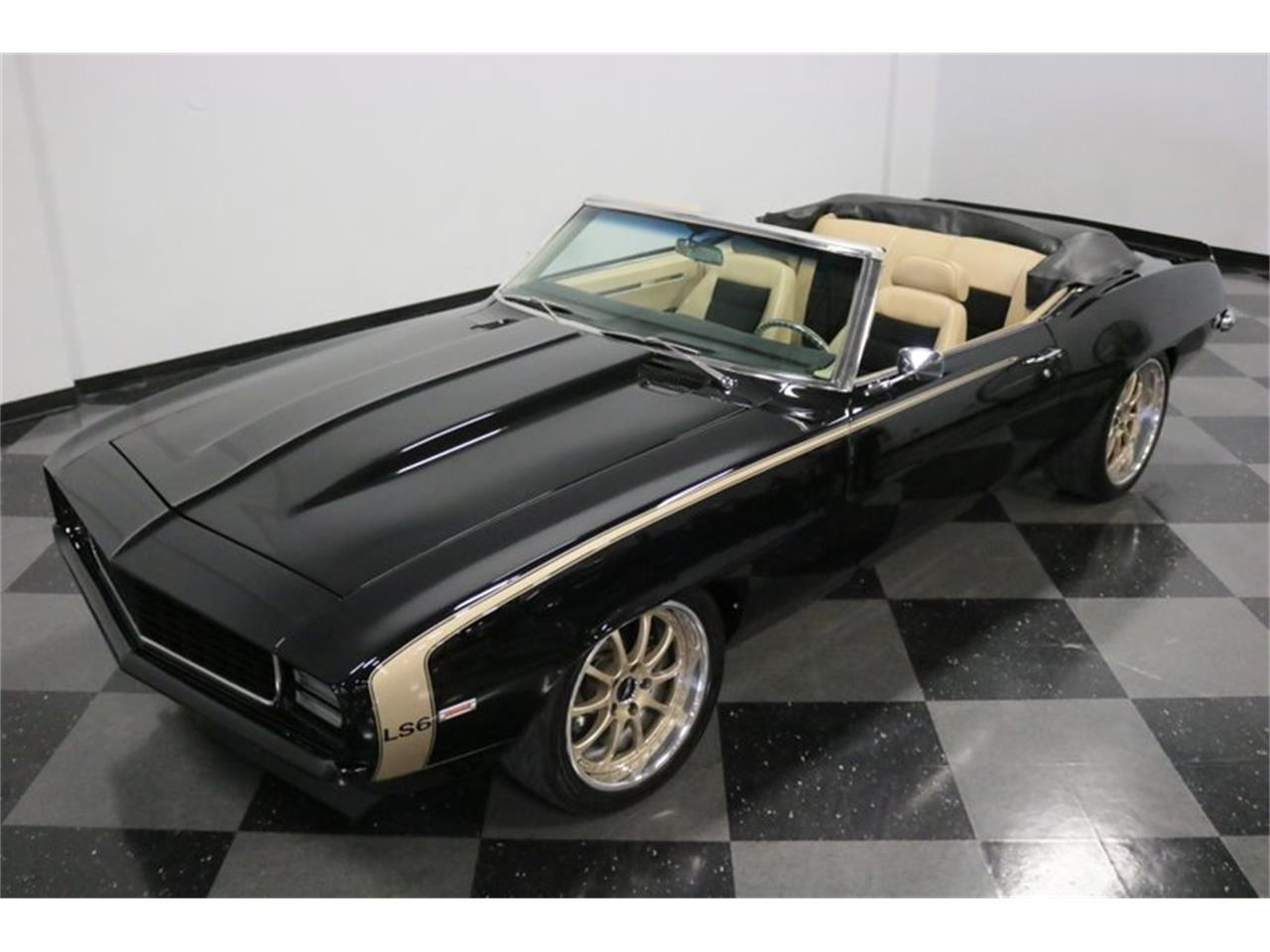 1969 Chevrolet Camaro for sale in Ft Worth, TX – photo 21