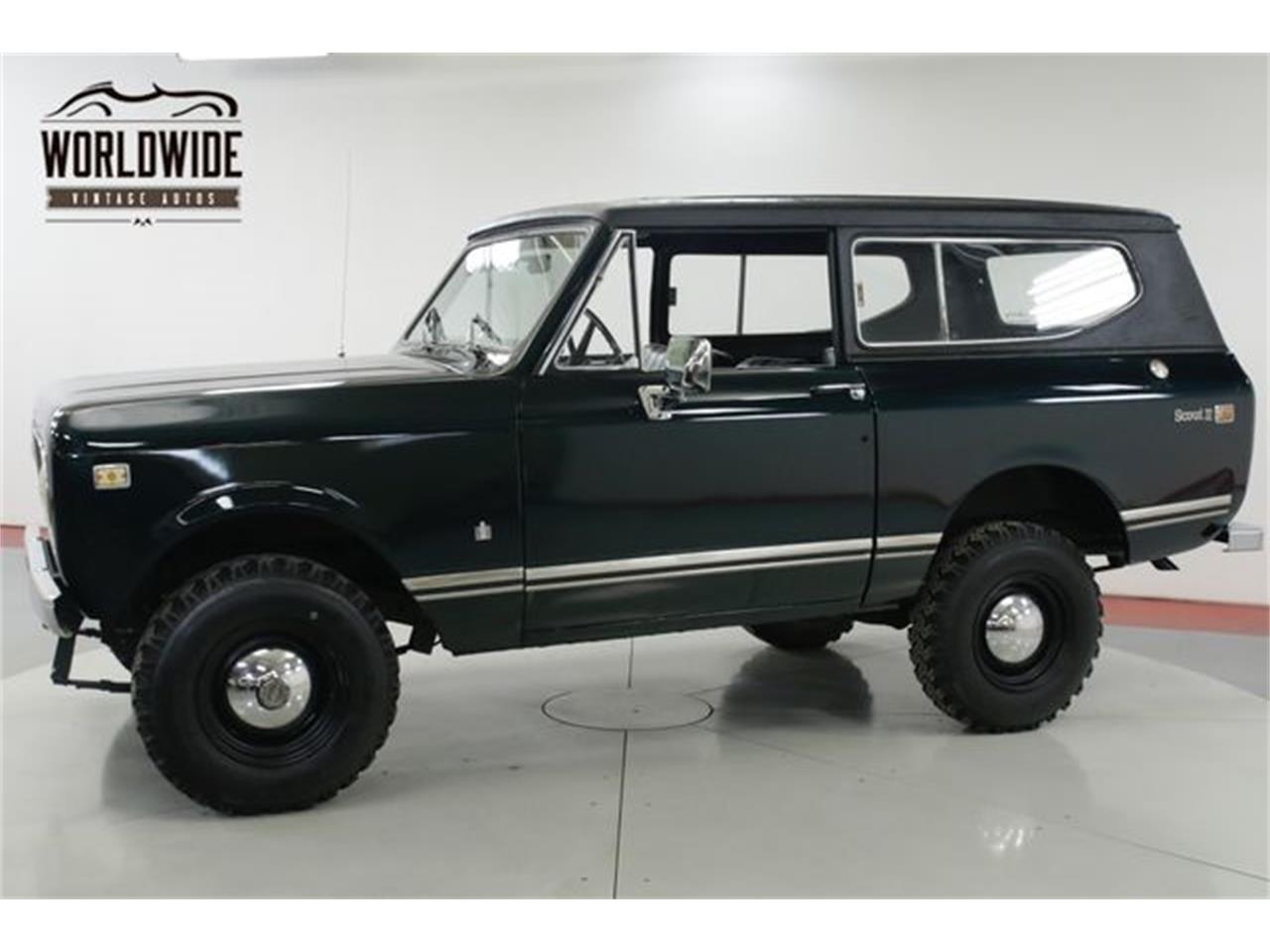 1973 International Scout for sale in Denver , CO – photo 4