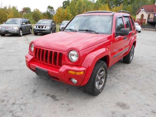 Jeep Liberty 4x4 Rocky Mountain Edition Suv 1 Year Warranty For Sale In Hampstead Me Classiccarsbay Com