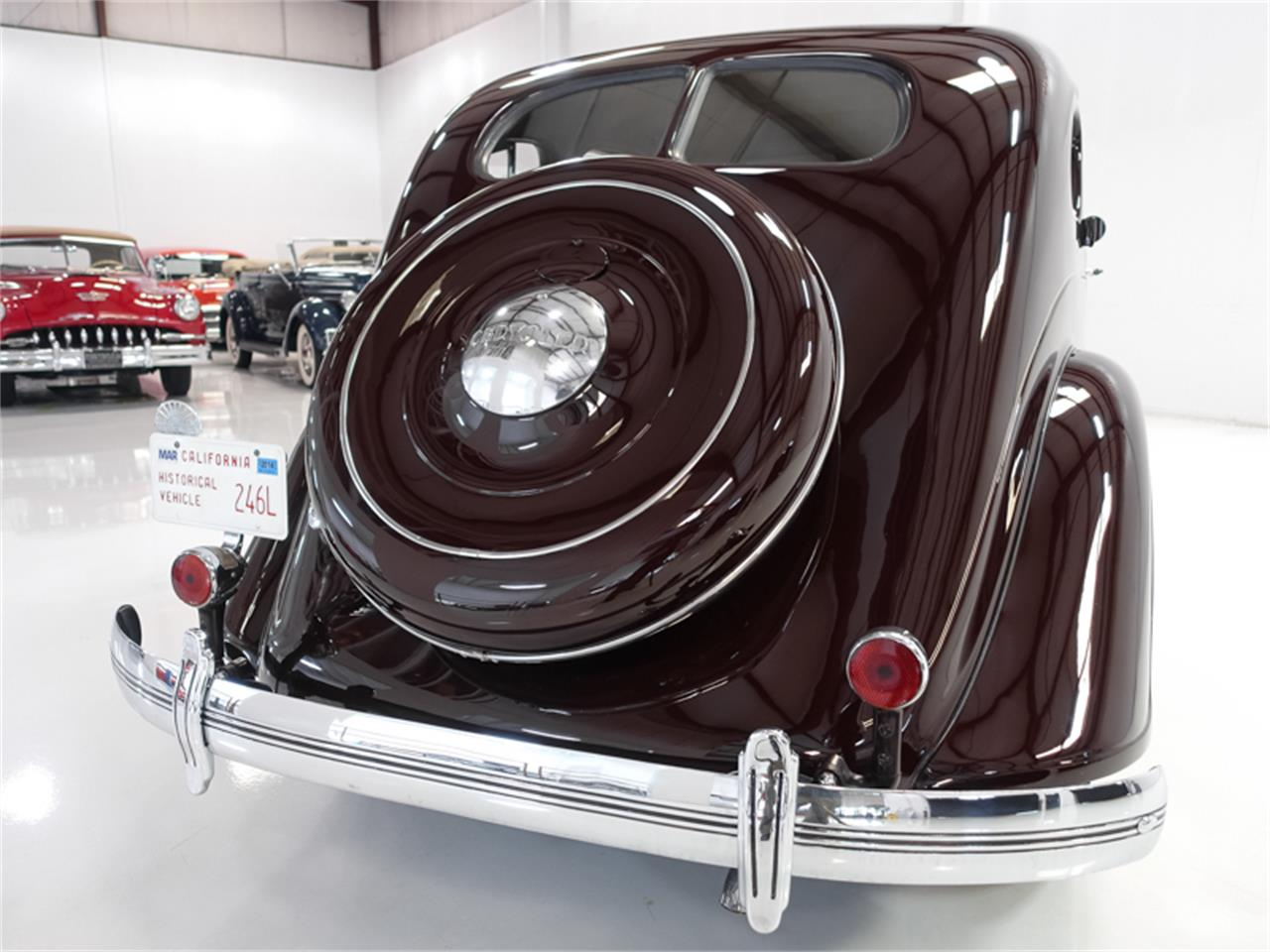 1935 Chrysler Airflow for sale in St. Louis, MO – photo 9