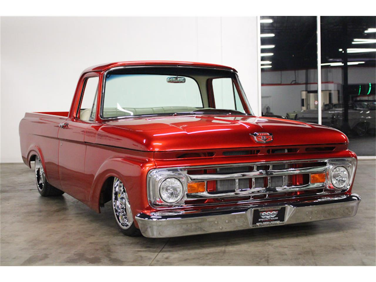 1962 Ford F100 for sale in Fairfield, CA – photo 22