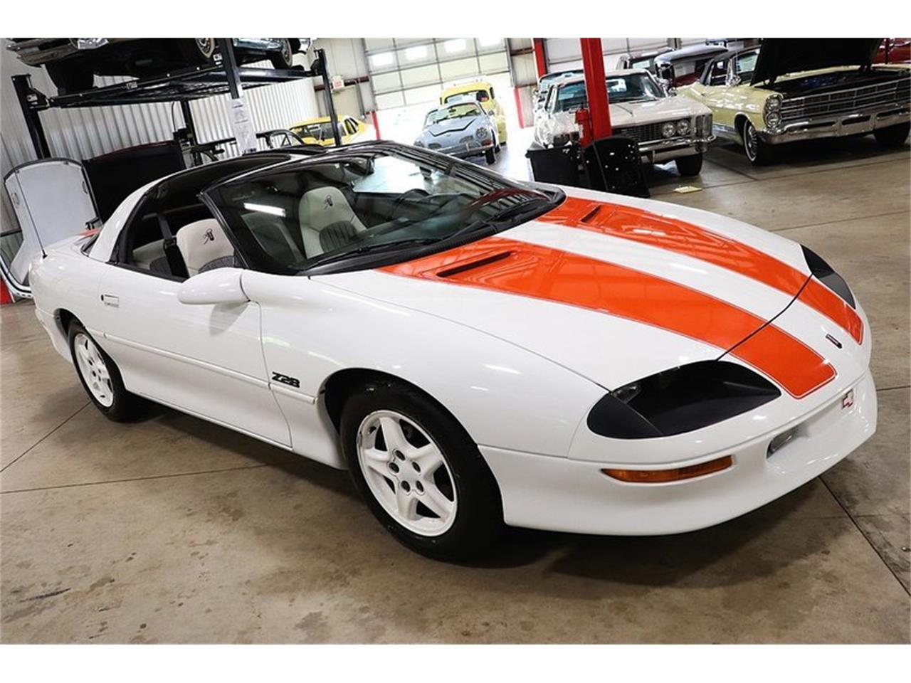 1997 Chevrolet Camaro Z28 for sale in Kentwood, MI – photo 90