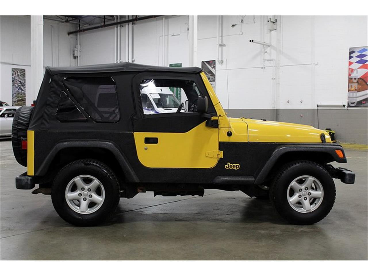 2005 Jeep Wrangler for sale in Kentwood, MI – photo 6