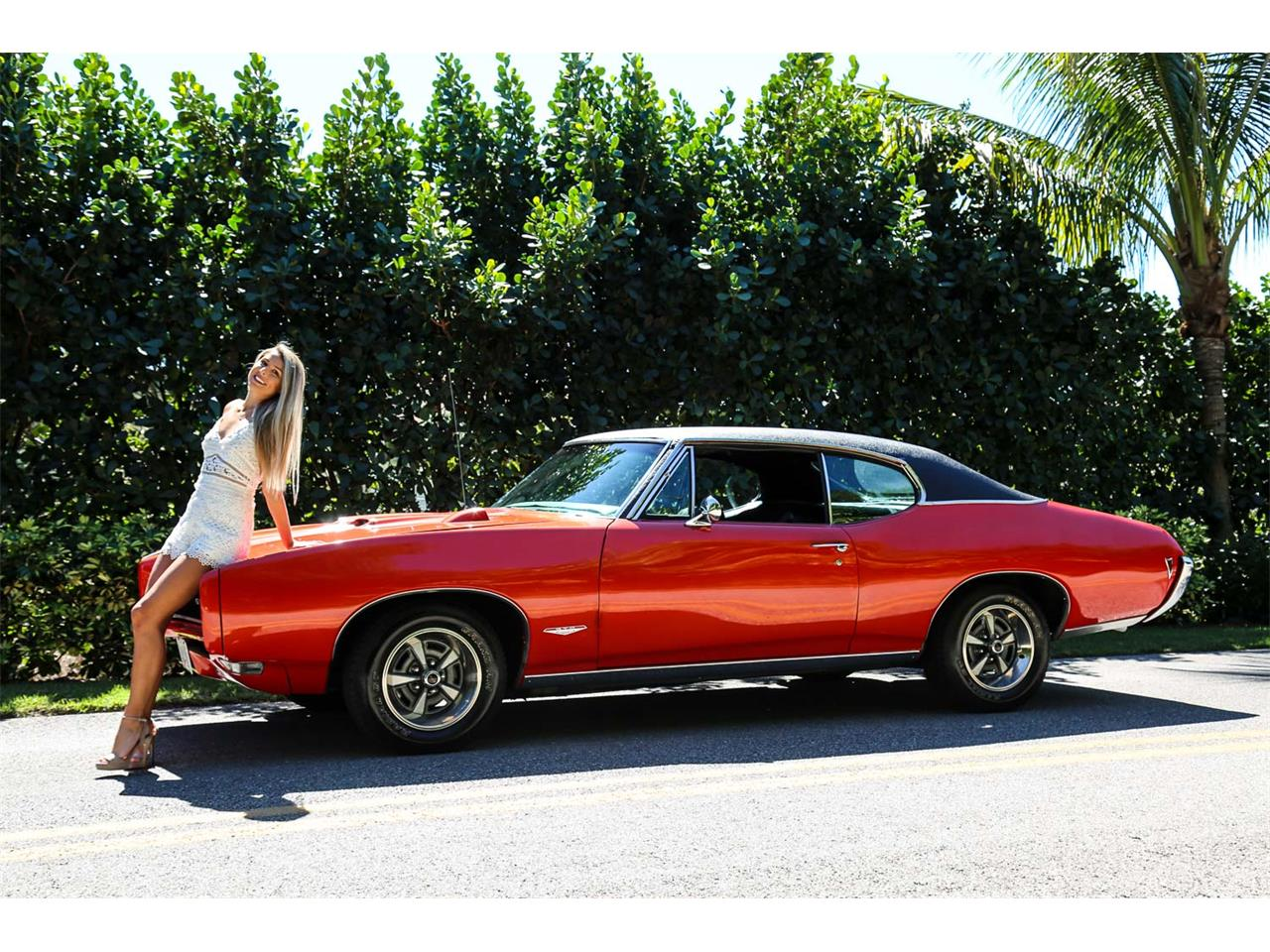 1968 Pontiac GTO for sale in Fort Myers, FL – photo 25