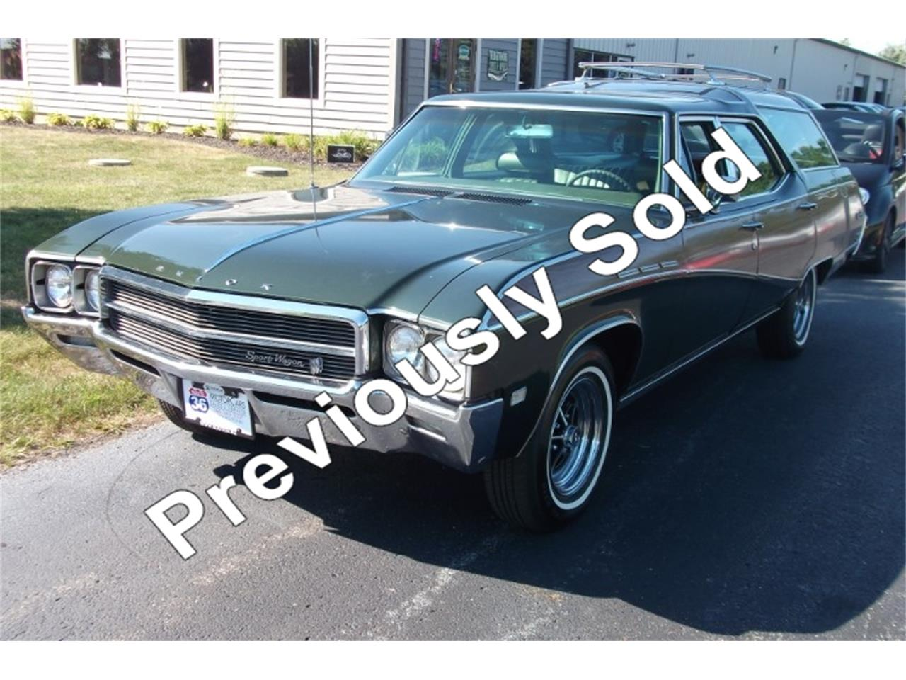 1969 Buick Skylark for sale in Dublin, OH