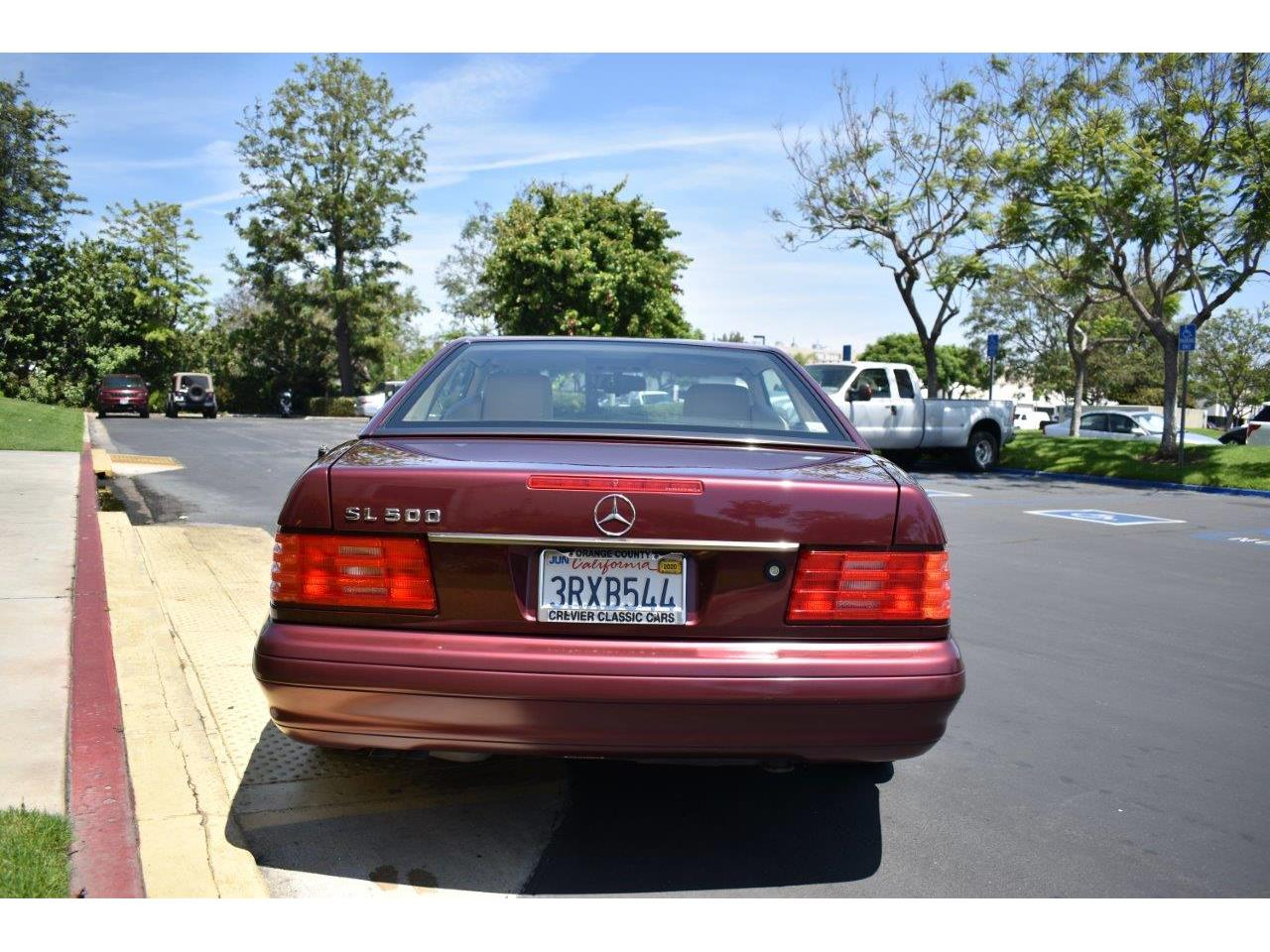 1996 Mercedes-Benz 500SL for sale in Costa Mesa, CA – photo 4