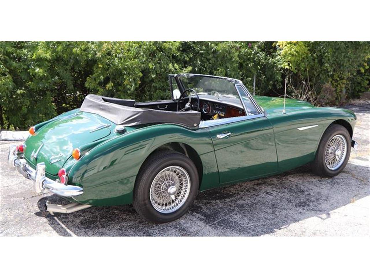 1967 Austin-Healey 3000 Mark III BJ8 for sale in St Louis, MO – photo 8