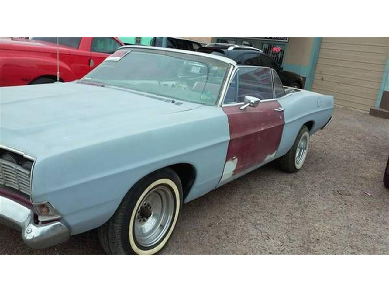 1968 Ford Galaxie 500 for sale in Cadillac, MI