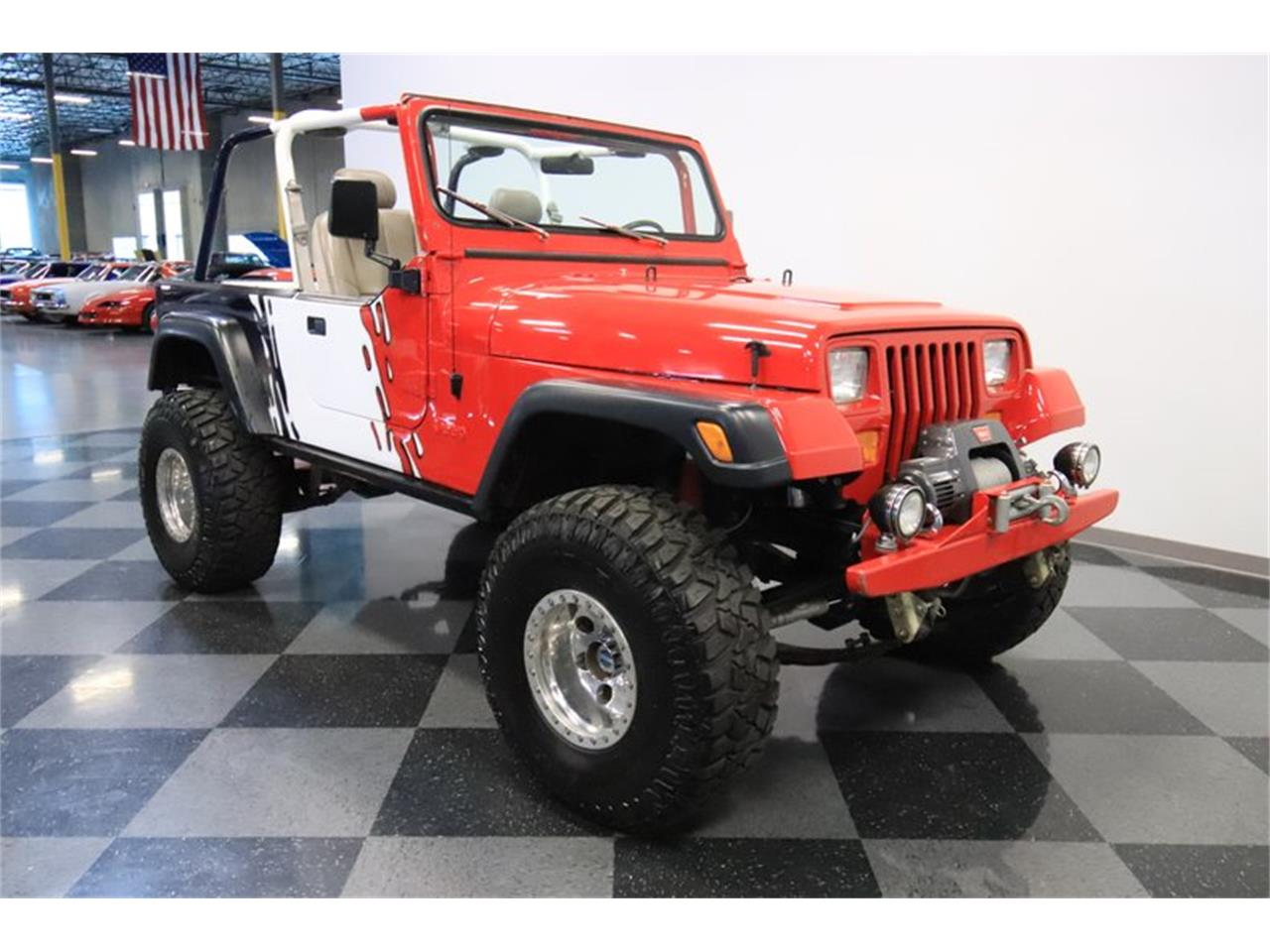 1983 Jeep CJ8 Scrambler for sale in Mesa, AZ – photo 16