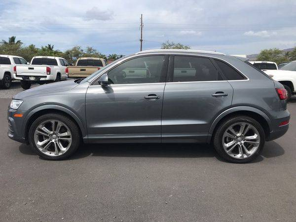 2017 Audi Q3 Premium Plus BAD CREDIT OK !! for sale in Kihei, HI – photo 2