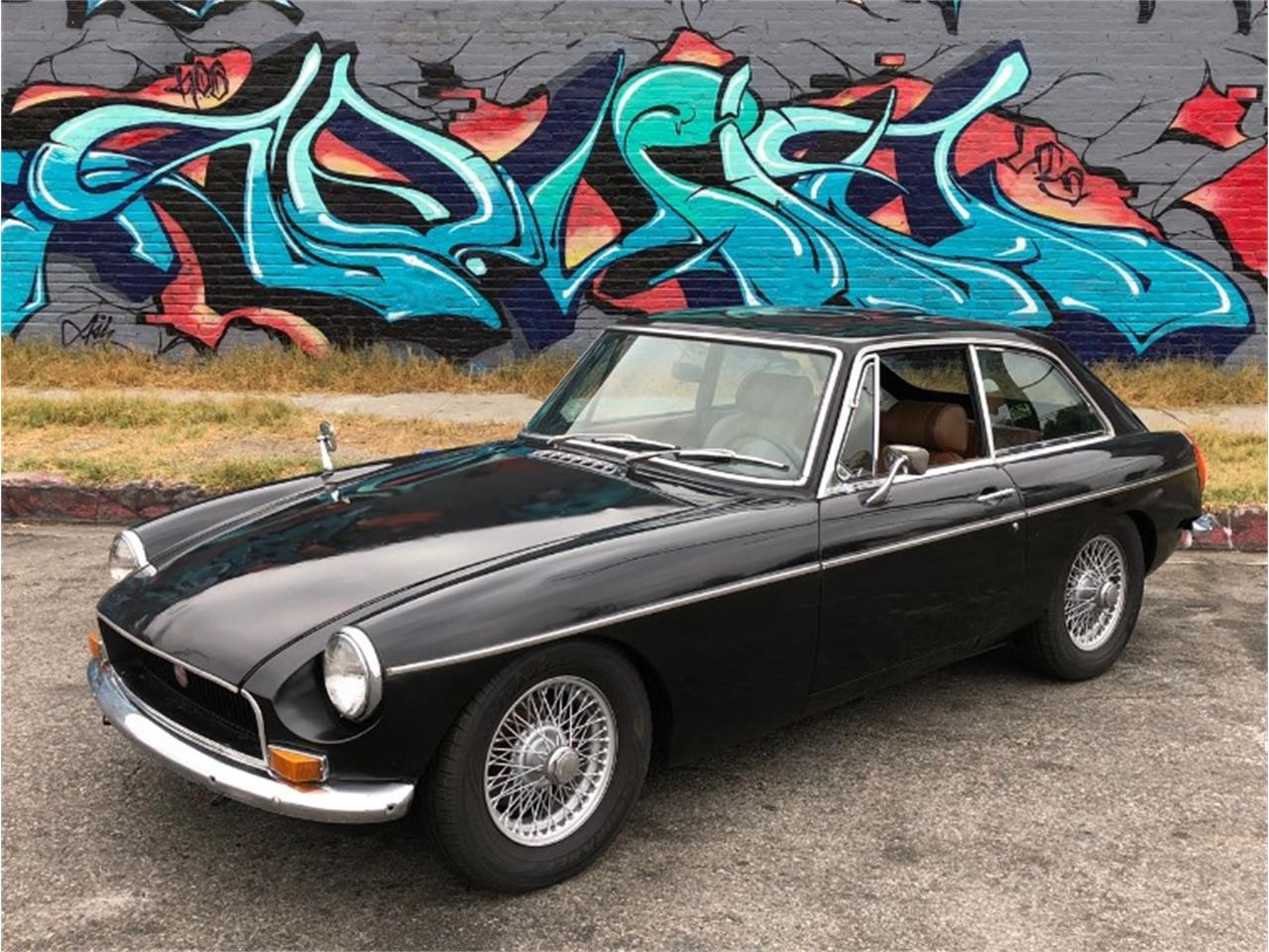 1971 MG MGB for sale in Los Angeles, CA – photo 3
