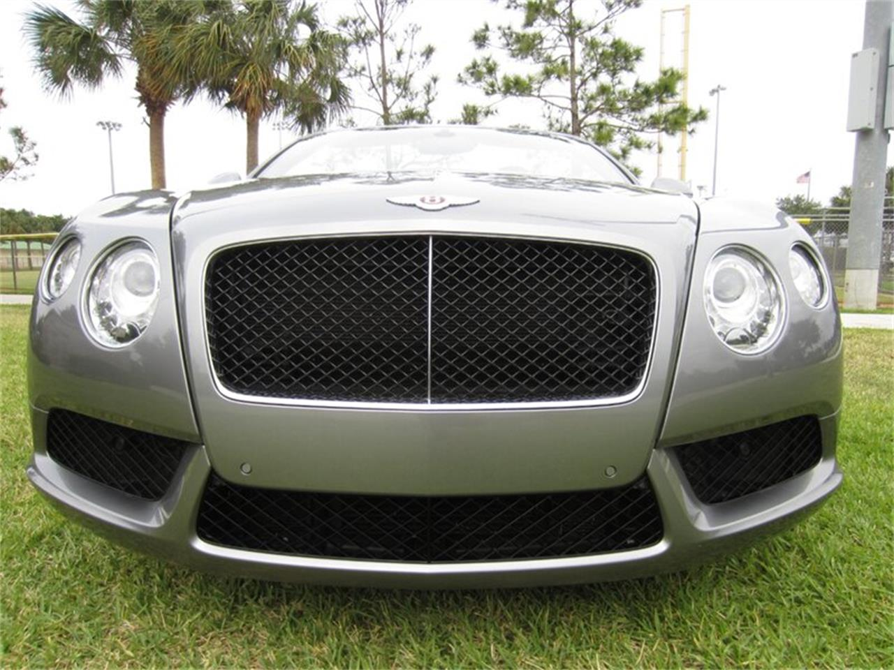 2013 Bentley Continental GTC V8 for sale in Delray Beach, FL – photo 16