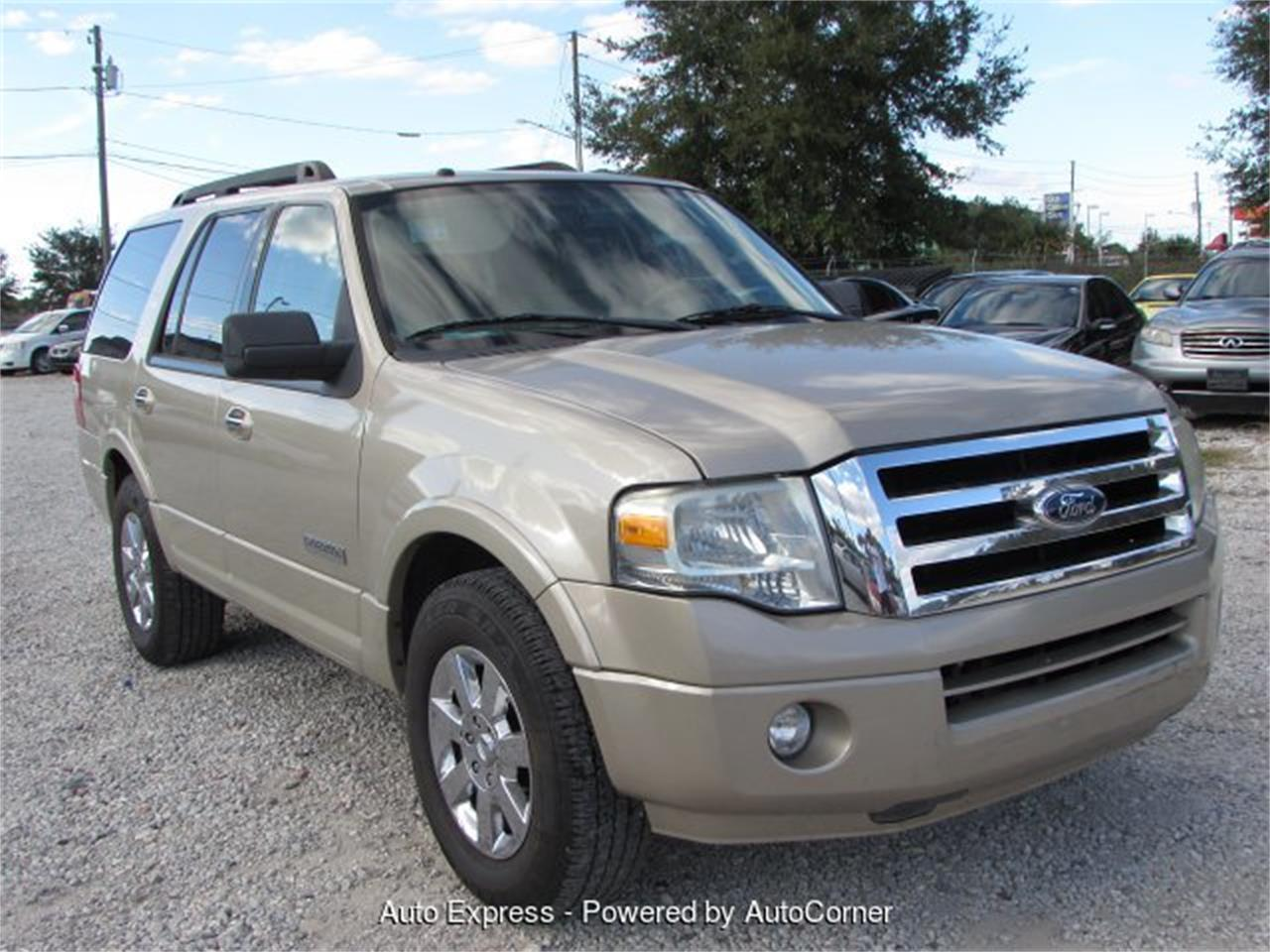 2008 Ford Expedition for sale in Orlando, FL