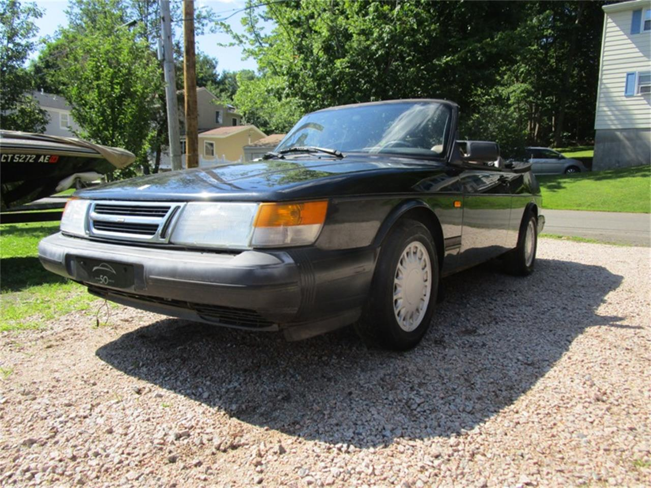 1989 Saab 900S for sale in Middletown, CT / classiccarsbay.com