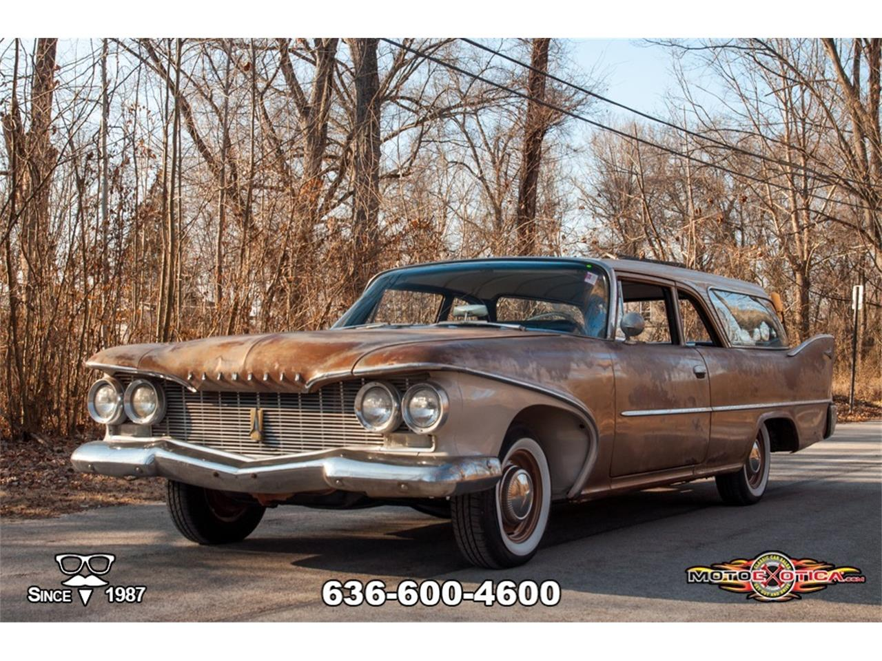 1960 Plymouth Station Wagon for sale in St. Louis, MO – photo 4