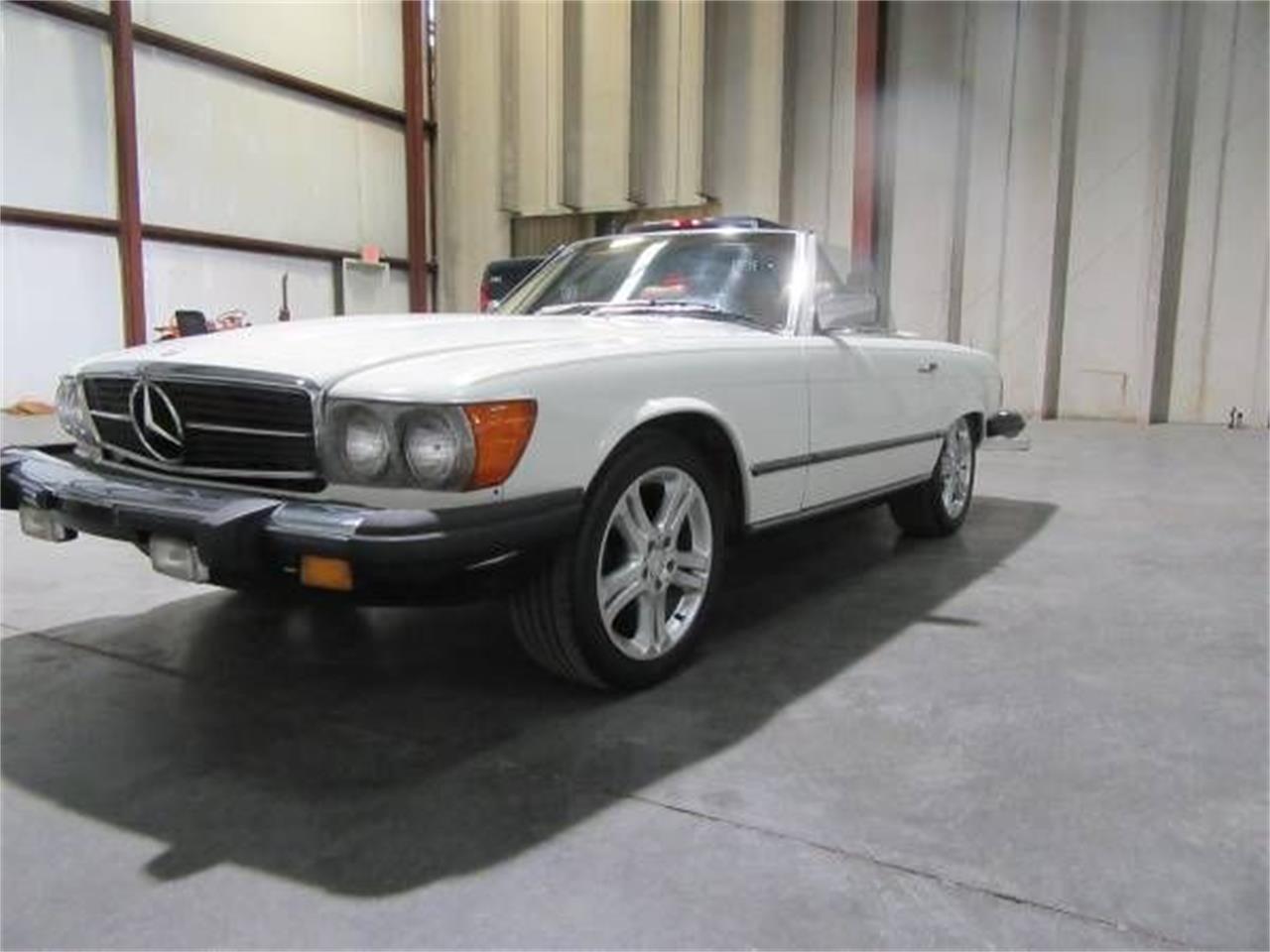 1983 Mercedes-Benz 380SL for sale in Cadillac, MI ...