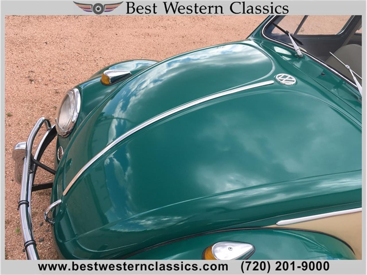 1964 Volkswagen Beetle for sale in Franktown, CO – photo 26