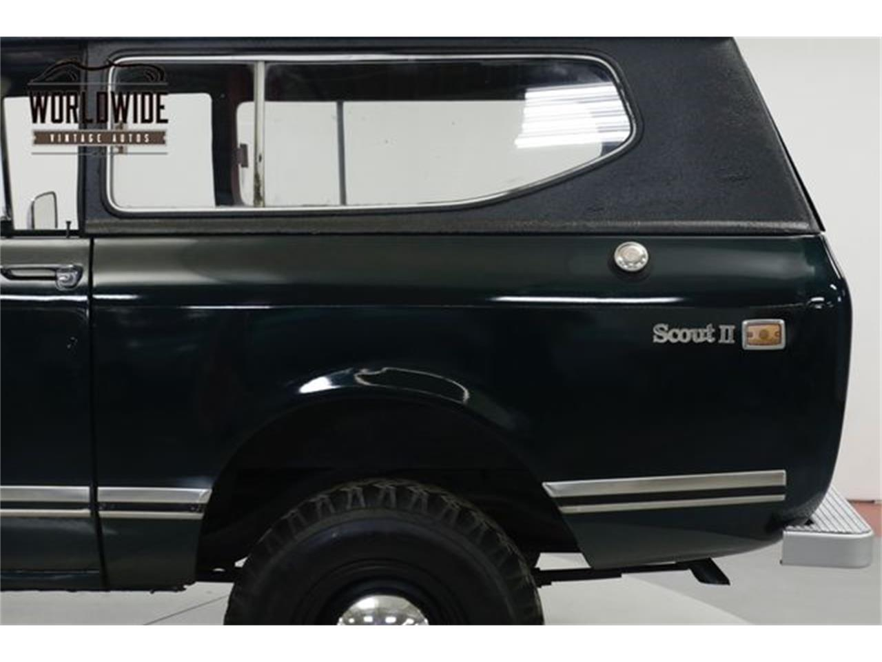 1973 International Scout for sale in Denver , CO – photo 13