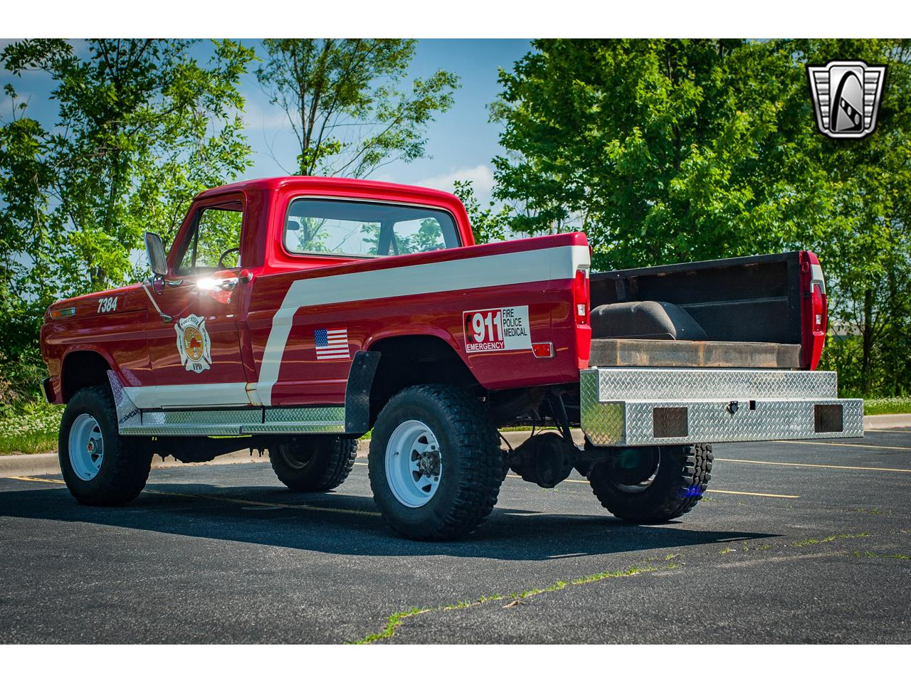 1968 Ford F250 for sale in O'Fallon, IL – photo 47