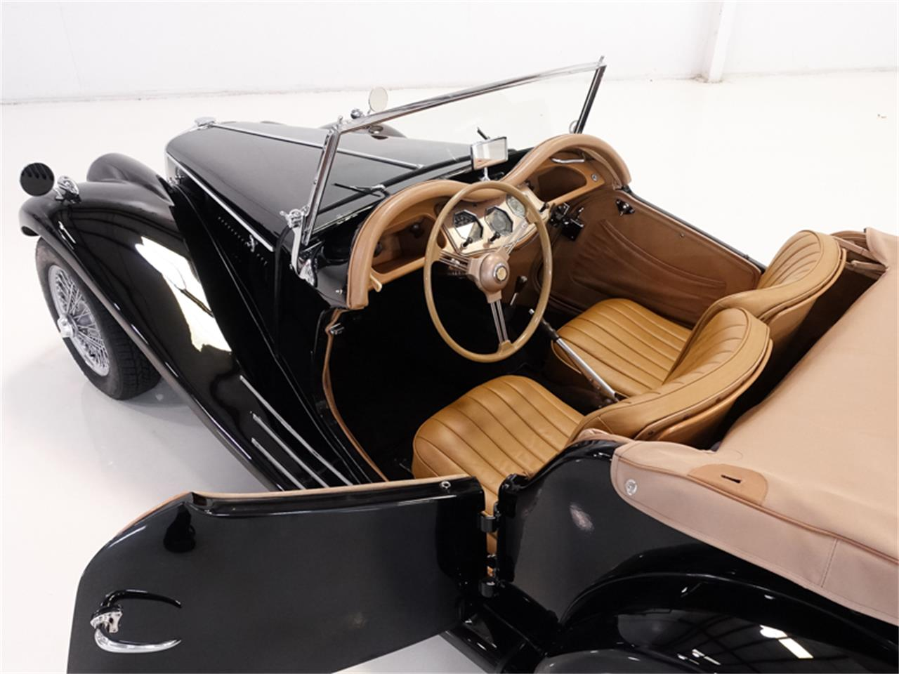 1954 Mg Tf For Sale In St Louis Mo Classiccarsbay Com