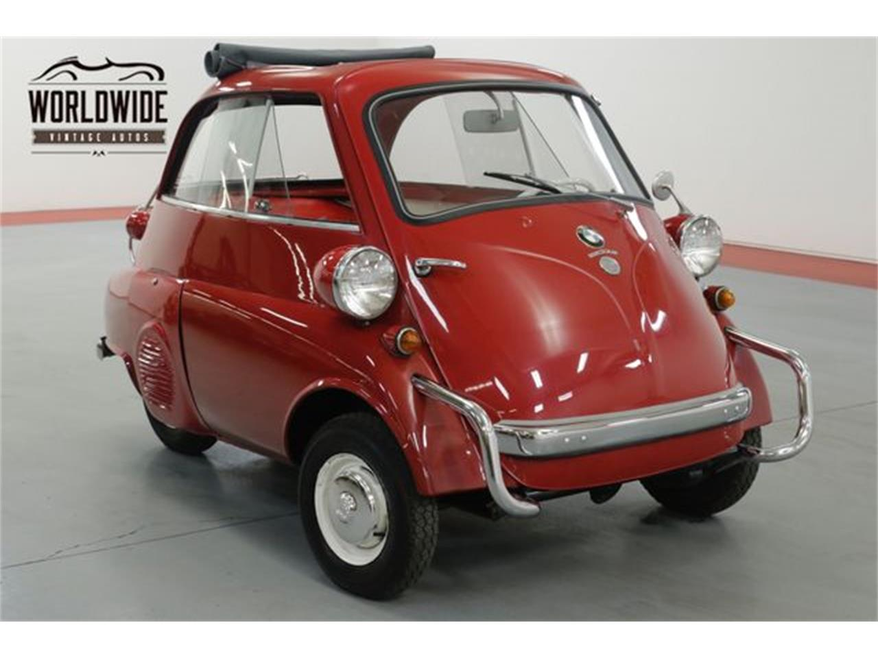 1958 BMW Isetta for sale in Denver , CO / ClassicCarsBay com