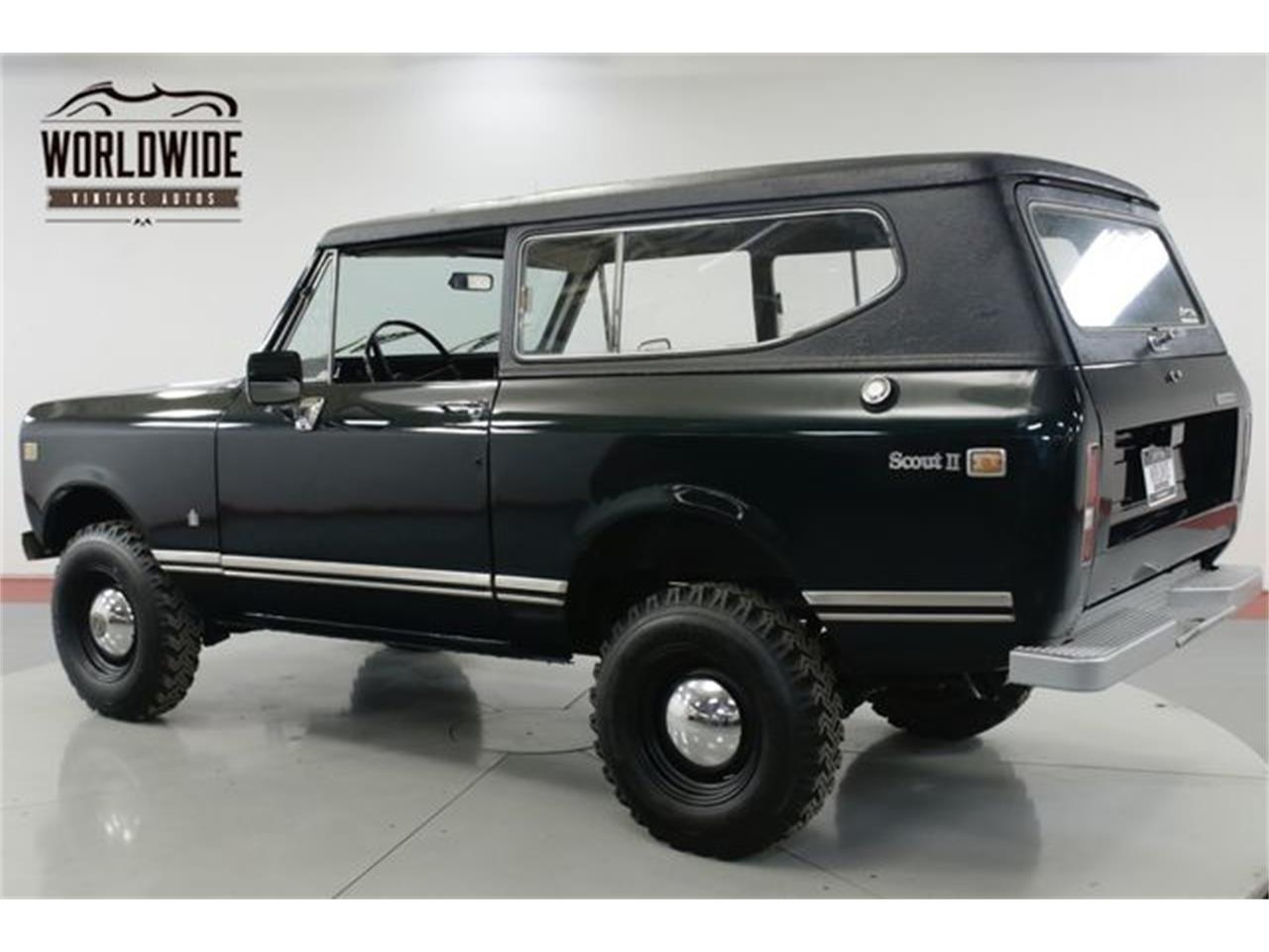 1973 International Scout for sale in Denver , CO – photo 8