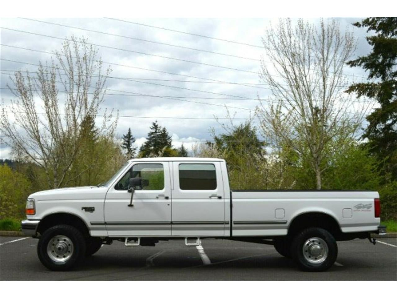 1997 Ford F350 For Sale In Cadillac Mi Classiccarsbay Com