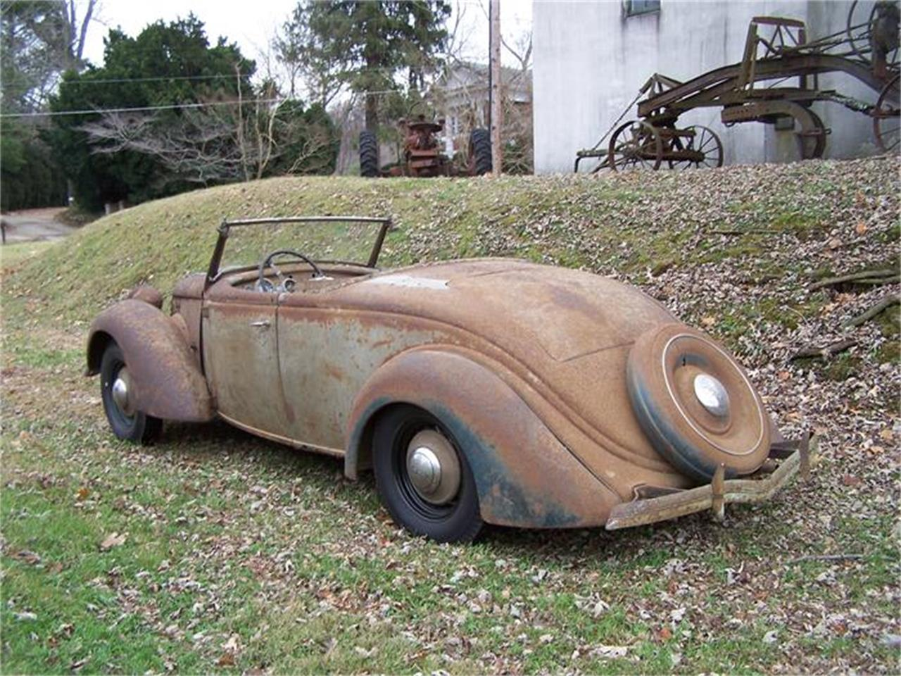 1936 Ford Custom Channeled Roadster for sale in Lynchburg, VA – photo 4