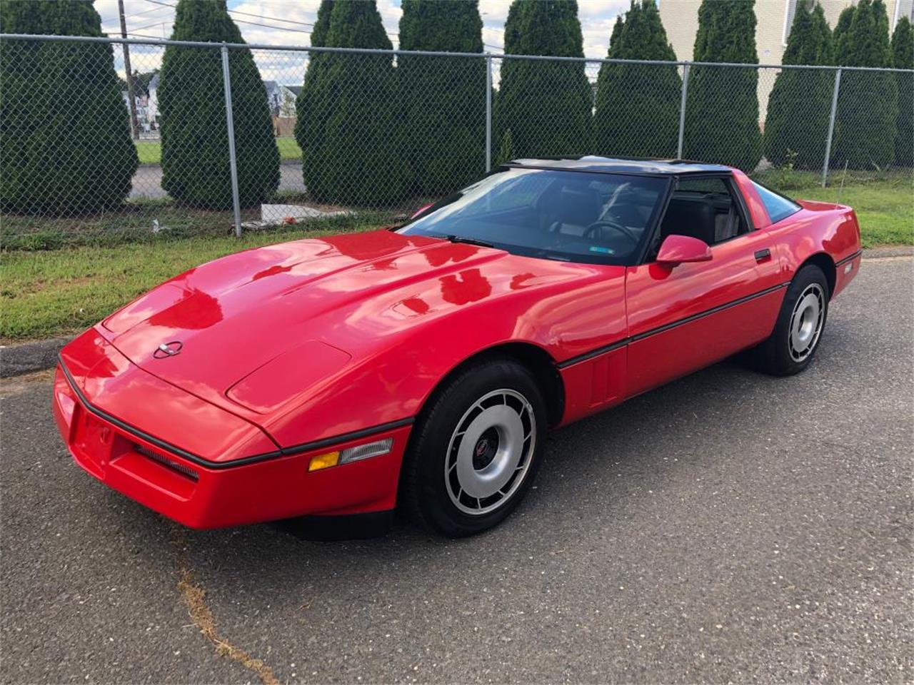 1985 Chevrolet Corvette for sale in Milford City, CT – photo 2