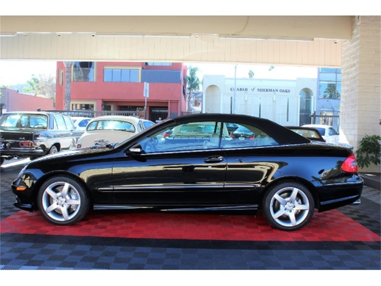 2007 Mercedes-Benz CLK-Class for sale in Sherman Oaks, CA – photo 4