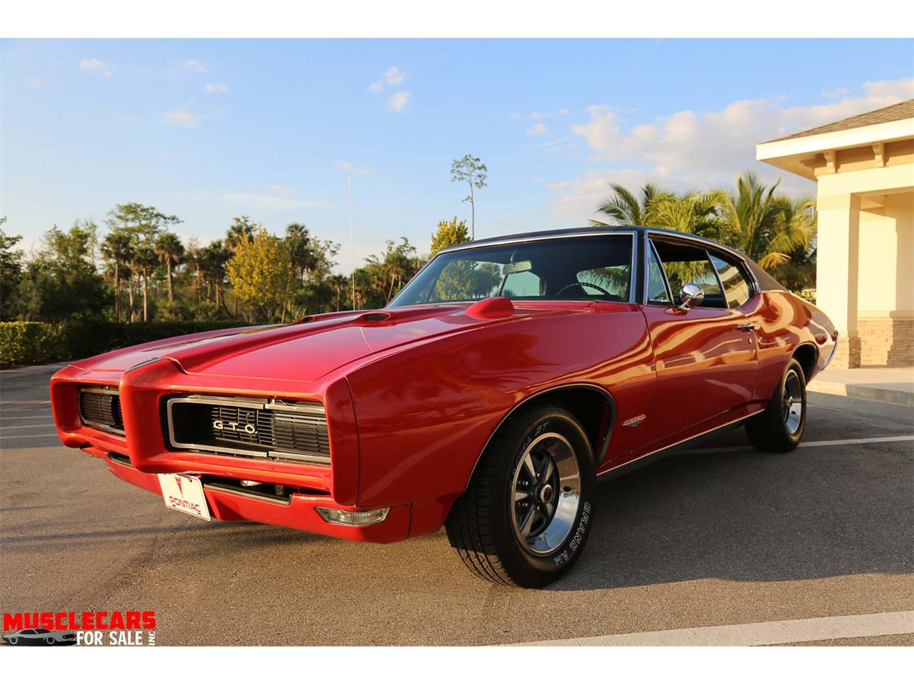 1968 Pontiac GTO for sale in Fort Myers, FL – photo 74