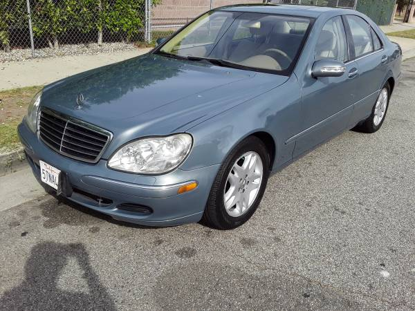 2006 Mercedes Benz S350 For Sale In Hawthorne Ca Classiccarsbay Com