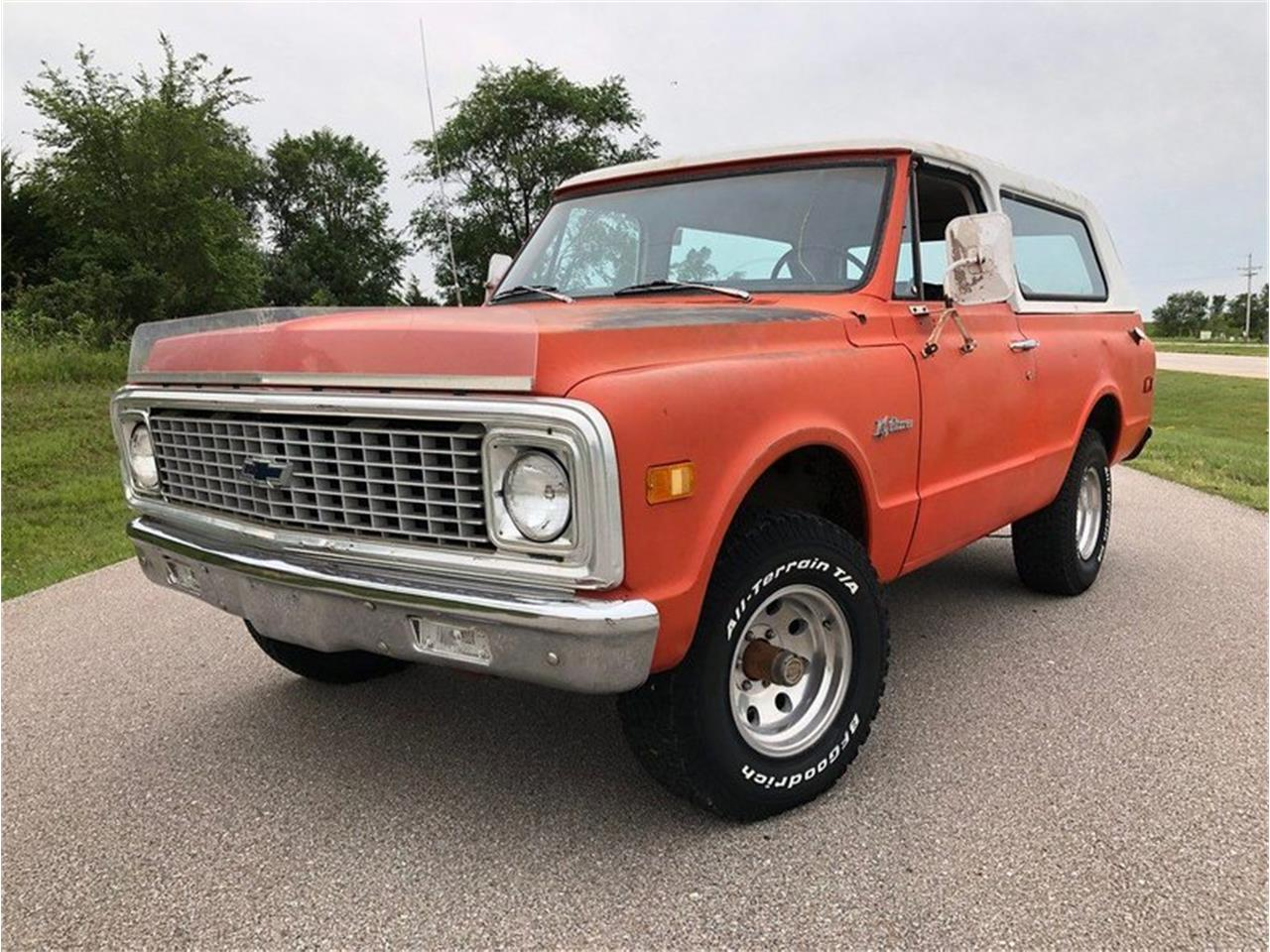 1972 Chevrolet Blazer for sale in Lincoln, NE – photo 8