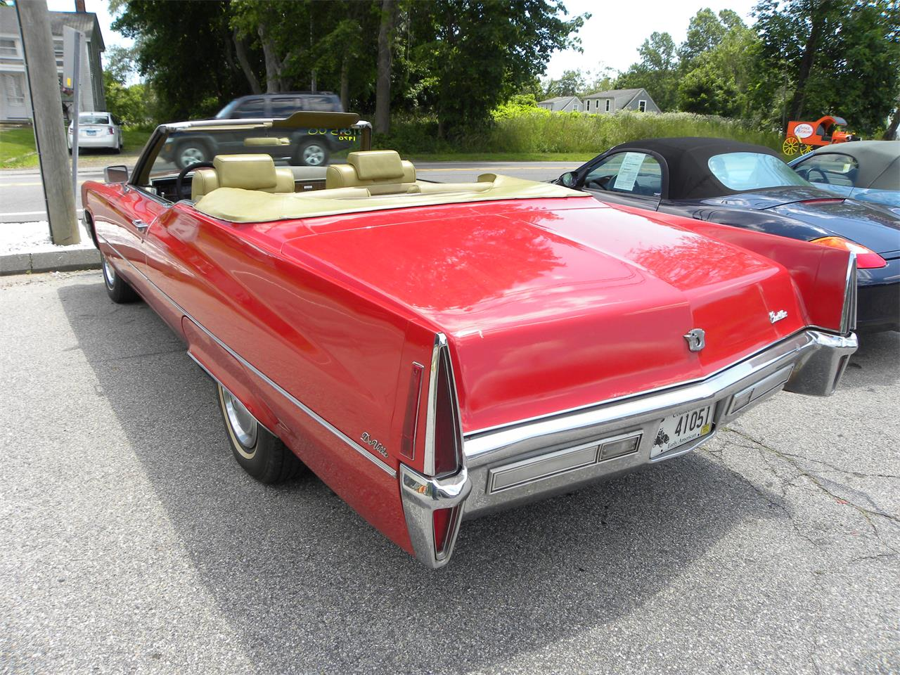 1970 Cadillac DeVille for sale in Westbrook, CT – photo 3