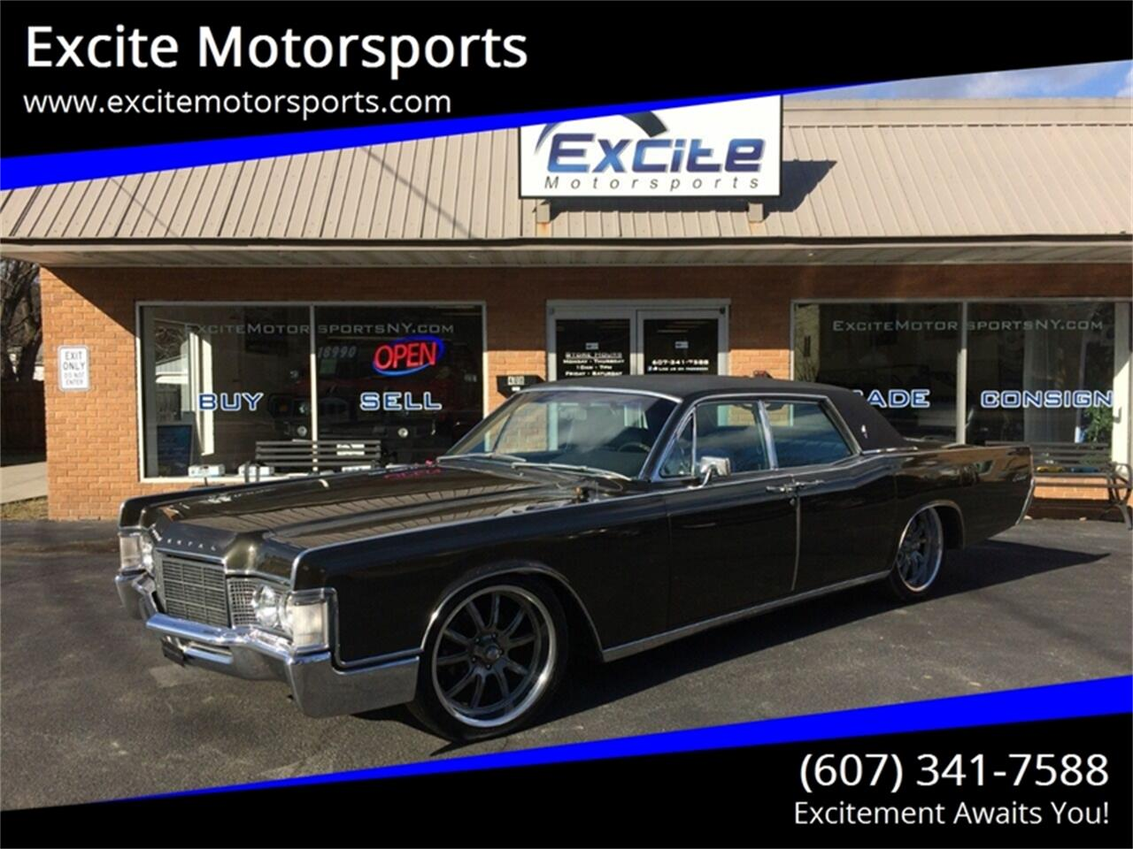 1969 Lincoln Continental for sale in Vestal, NY