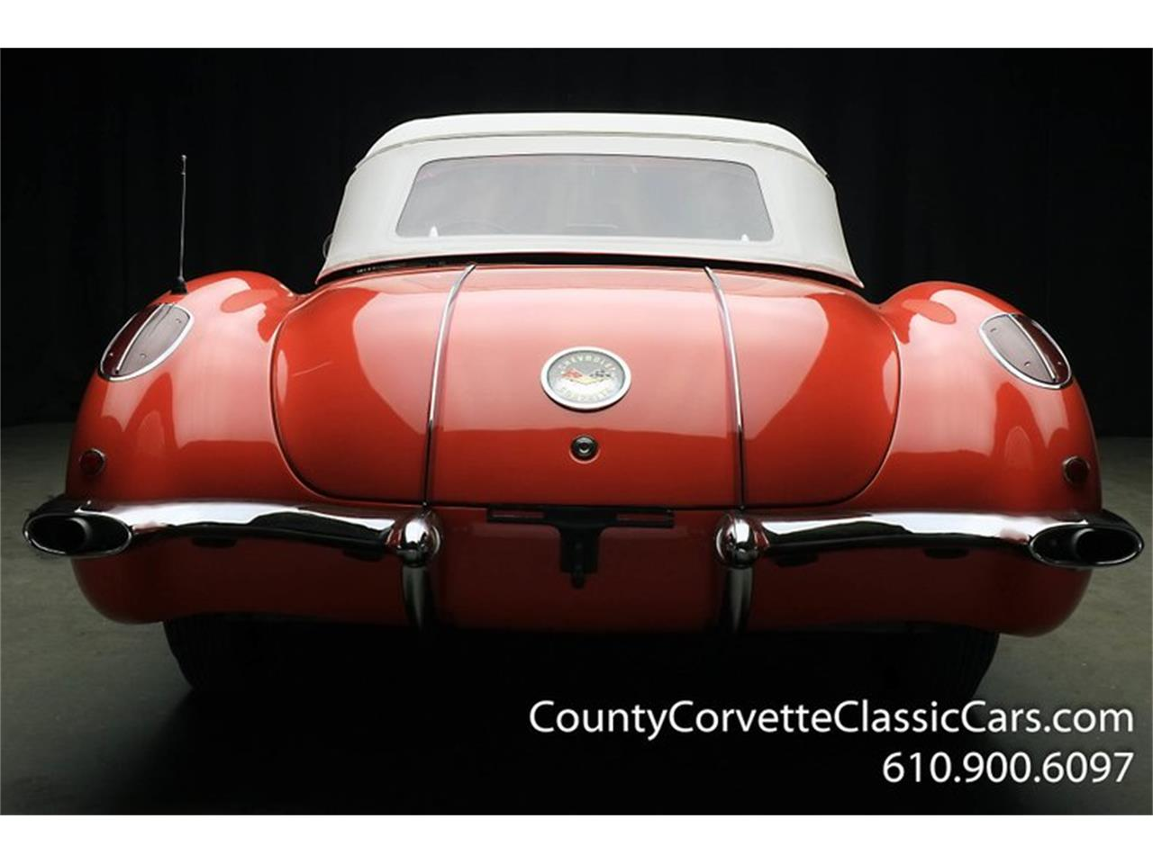 1958 Chevrolet Corvette for sale in West Chester, PA – photo 6