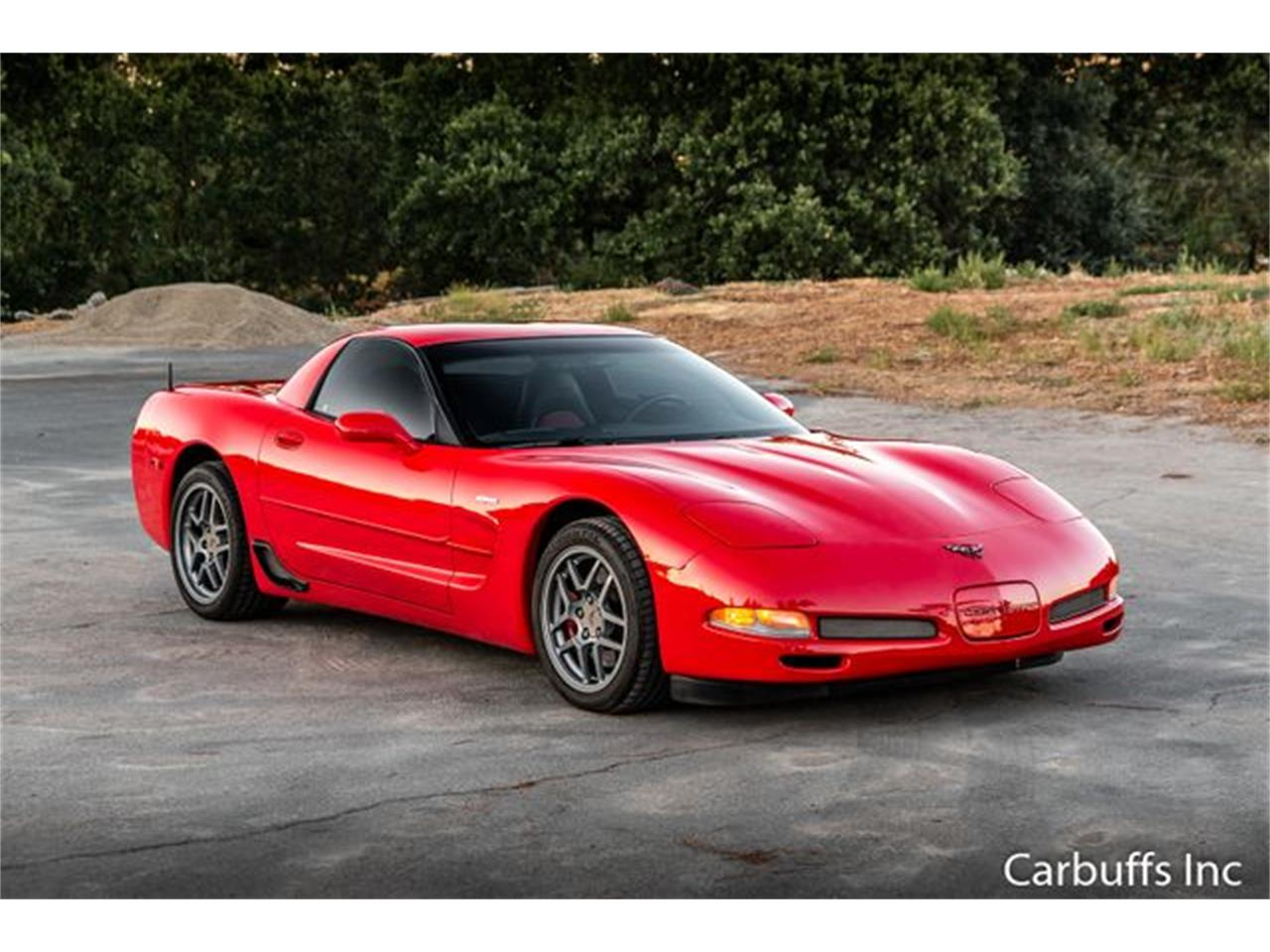 2001 Chevrolet Corvette for sale in Concord, CA – photo 15