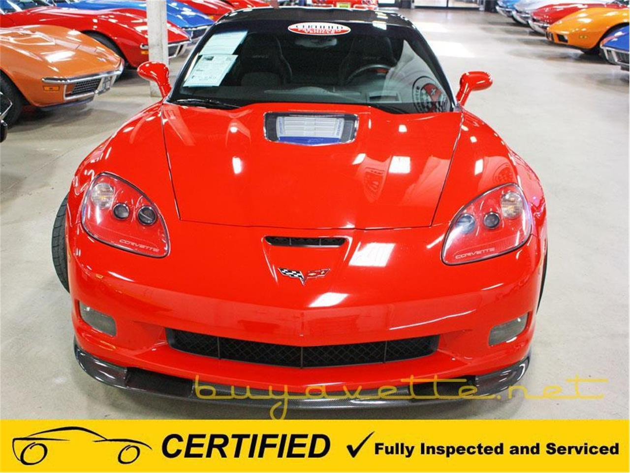 2010 Chevrolet Corvette for sale in Atlanta, GA – photo 4