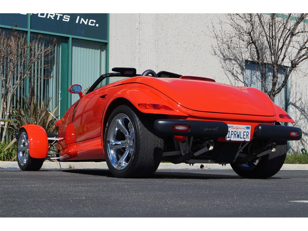 2000 Plymouth Prowler for sale in Thousand Oaks, CA – photo 44
