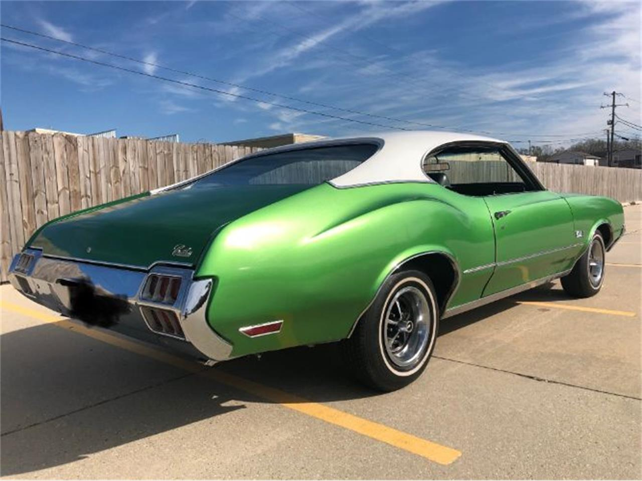 1972 Oldsmobile Cutlass for sale in Cadillac, MI – photo 4