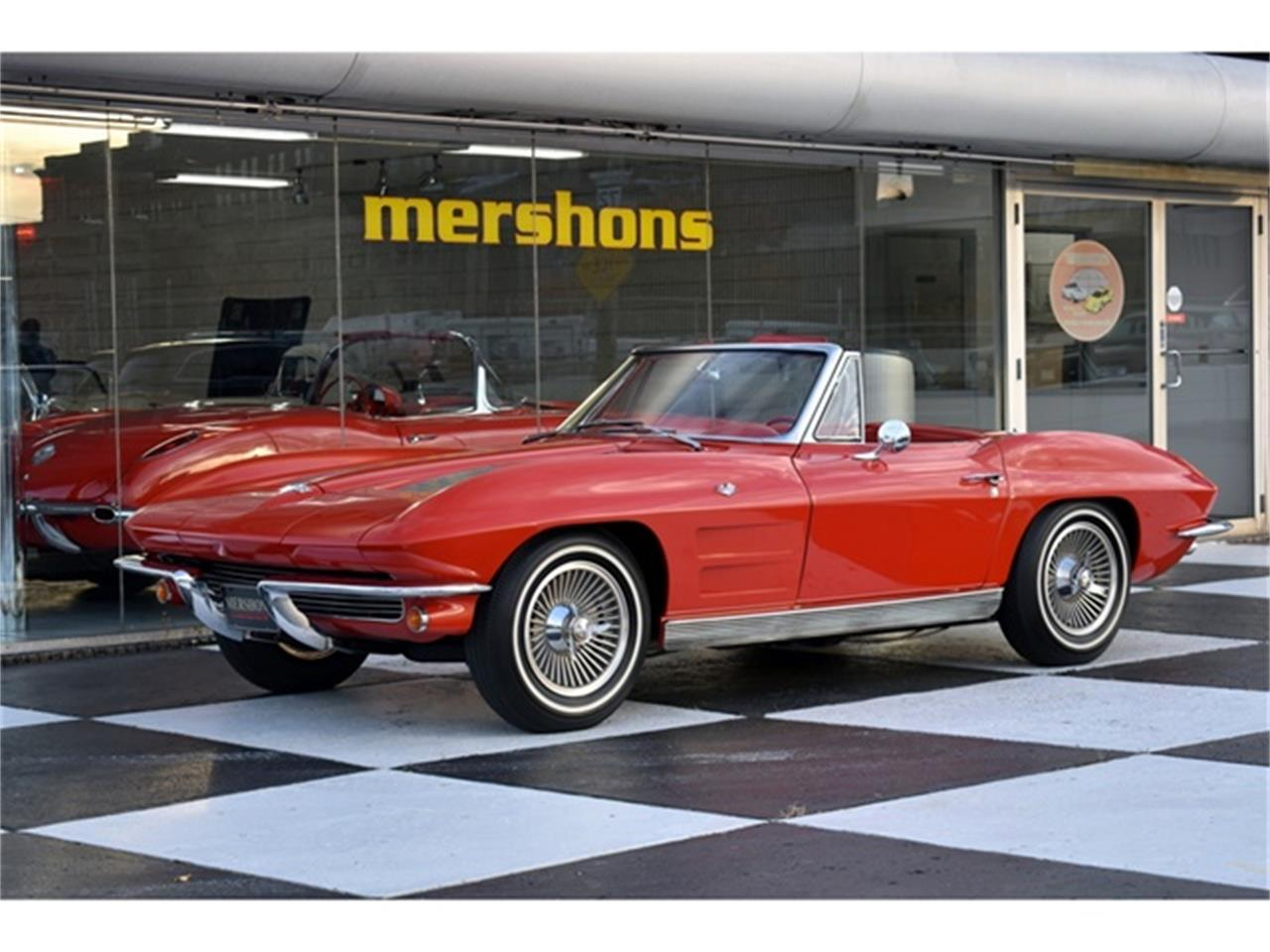 1963 Chevrolet Corvette for sale in Springfield, OH – photo 14