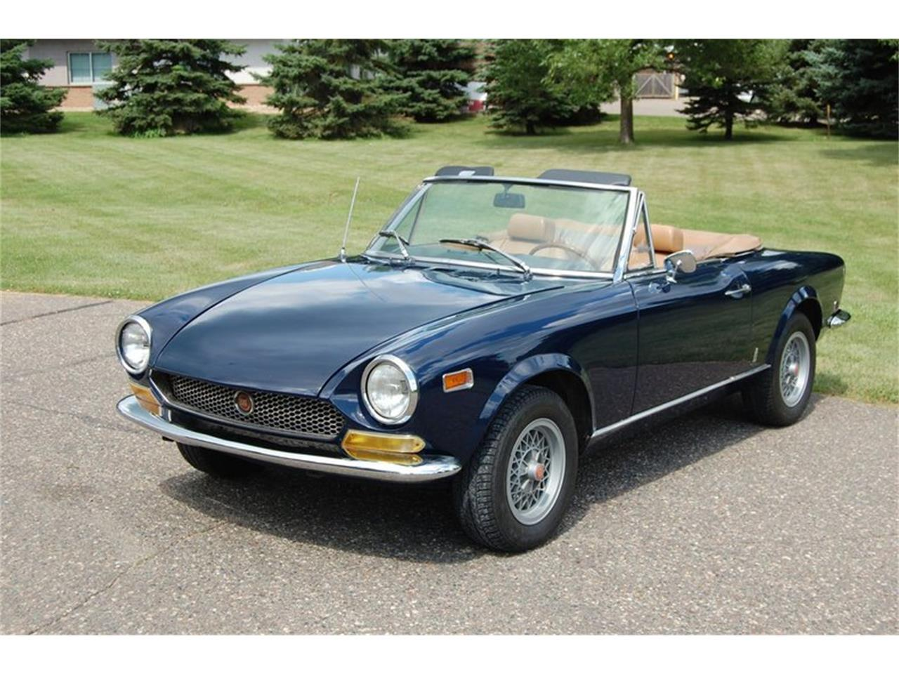 1972 Fiat 124 for sale in Rogers, MN – photo 6